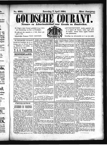 Goudsche Courant 1894-04-07