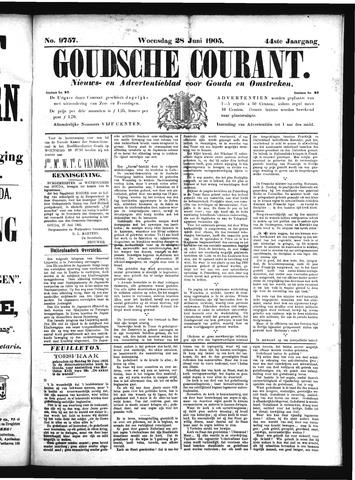 Goudsche Courant 1905-06-28