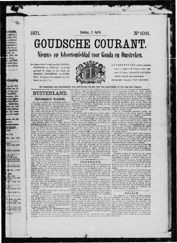 Goudsche Courant 1871-04-02