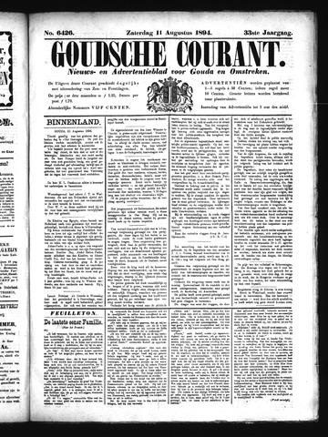 Goudsche Courant 1894-08-11
