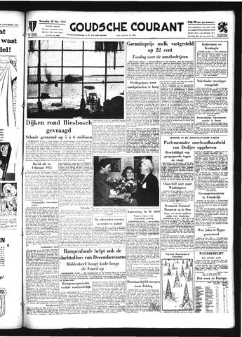 Goudsche Courant 1954-12-29
