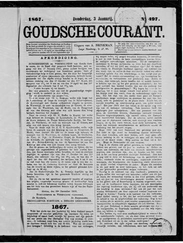Goudsche Courant 1867