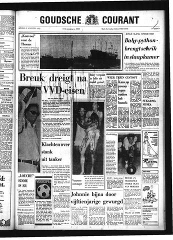Goudsche Courant 1972-08-08