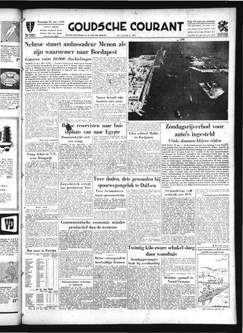 Goudsche Courant 1956-11-21