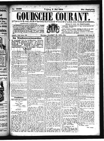 Goudsche Courant 1919-05-09