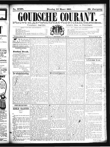 Goudsche Courant 1911-03-14