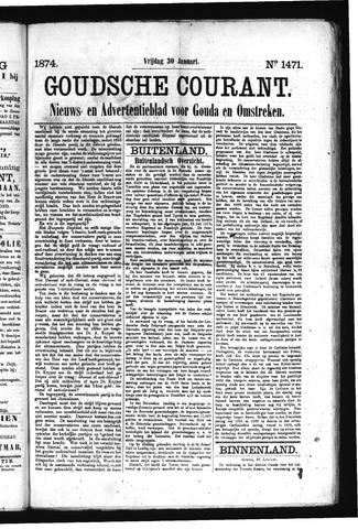 Goudsche Courant 1874-01-30
