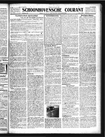 Schoonhovensche Courant 1943-08-06
