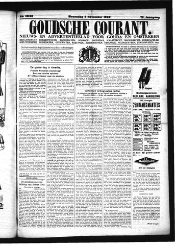 Goudsche Courant 1932-11-09