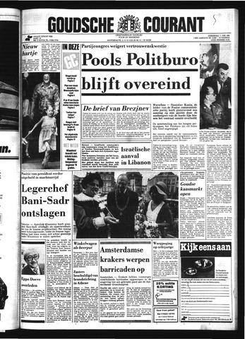 Goudsche Courant 1981-06-11