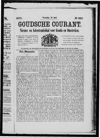 Goudsche Courant 1870-04-20