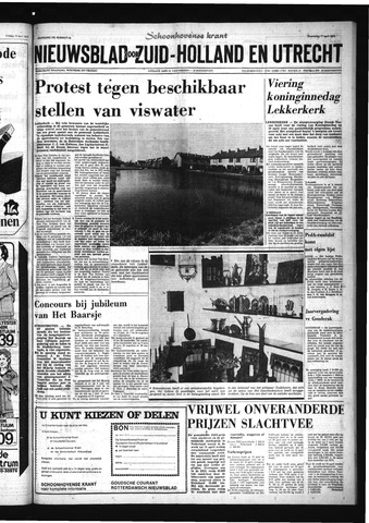 Schoonhovensche Courant 1974-04-17