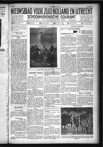 Schoonhovensche Courant 1932-05-04