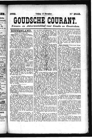 Goudsche Courant 1882-11-17