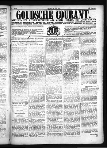 Goudsche Courant 1937-06-29