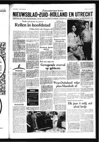 Schoonhovensche Courant 1969-06-13