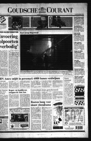 Goudsche Courant 2001-02-22
