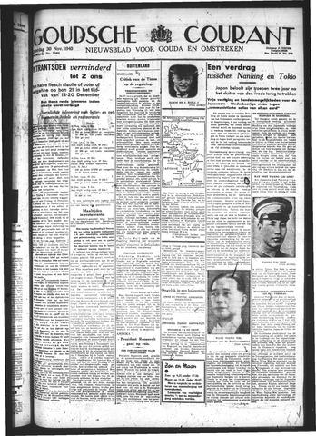 Goudsche Courant 1940-11-30