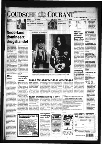 Goudsche Courant 2002-08-30