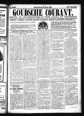 Goudsche Courant 1925-04-30