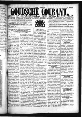 Goudsche Courant 1938-10-05