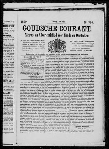 Goudsche Courant 1869-07-30