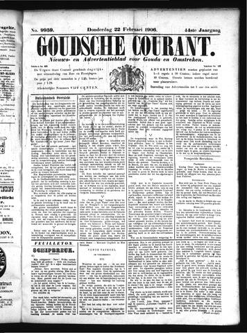 Goudsche Courant 1906-02-22