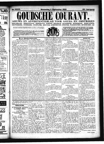 Goudsche Courant 1925-09-09