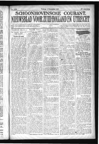 Schoonhovensche Courant 1927-12-02
