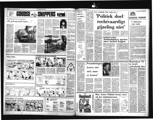 Goudsche Courant 1977-09-23