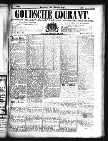 Goudsche Courant 1914-10-31