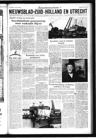 Schoonhovensche Courant 1963-05-24