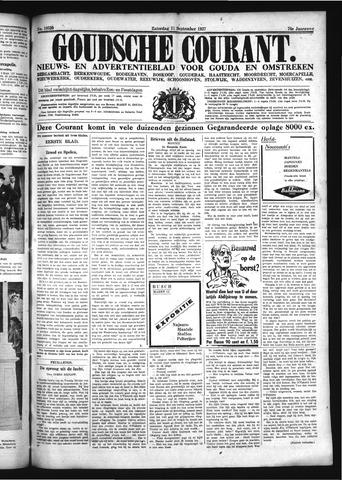 Goudsche Courant 1937-09-11