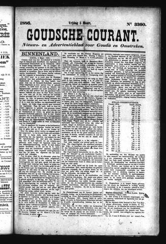 Goudsche Courant 1886-03-05