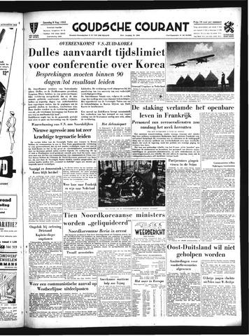 Goudsche Courant 1953-08-08