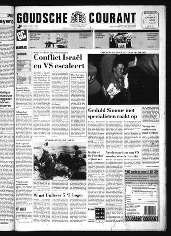 Goudsche Courant 1992-02-25