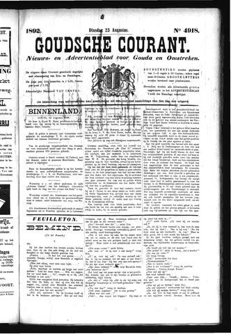 Goudsche Courant 1892-08-23