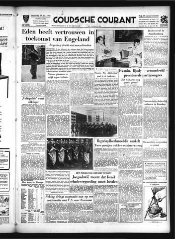 Goudsche Courant 1956-01-19