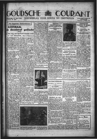 Goudsche Courant 1942-04-30