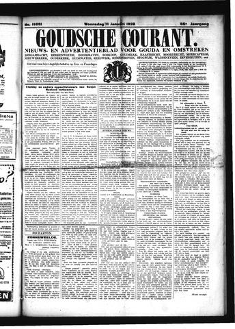 Goudsche Courant 1928-01-11