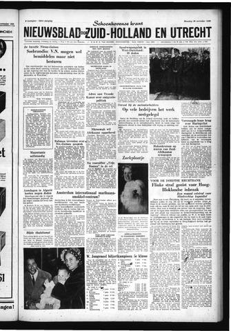 Schoonhovensche Courant 1960-11-28
