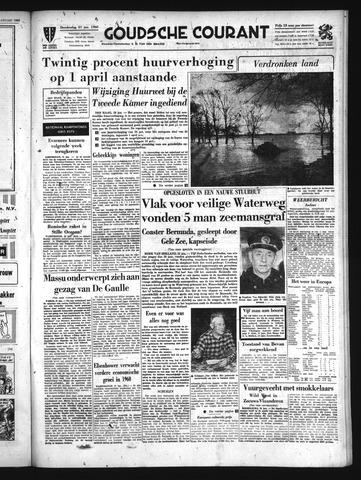 Goudsche Courant 1960-01-21