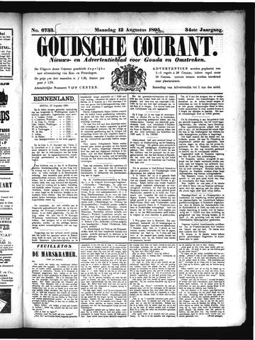 Goudsche Courant 1895-08-12