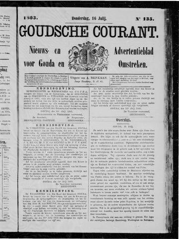 Goudsche Courant 1863-07-16