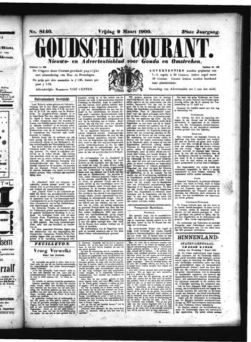 Goudsche Courant 1900-03-09