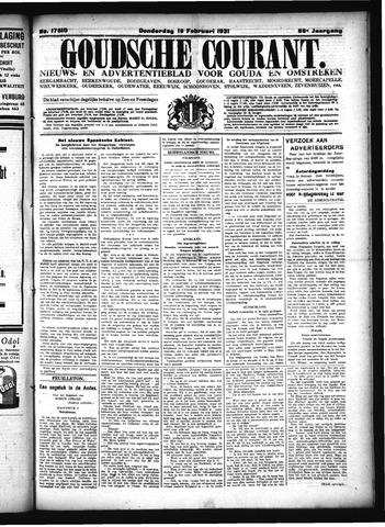 Goudsche Courant 1931-02-19