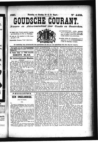 Goudsche Courant 1891-03-31