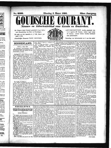 Goudsche Courant 1895-03-05