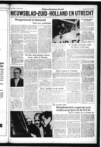 Schoonhovensche Courant 1962-02-26