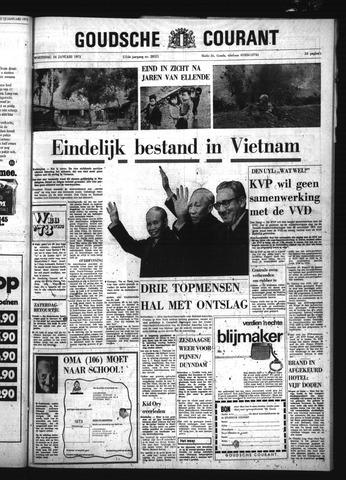 Goudsche Courant 1973-01-24